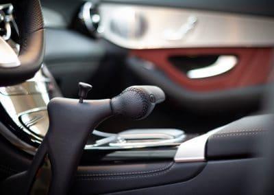 Handbediengerät für Gas und Bremse